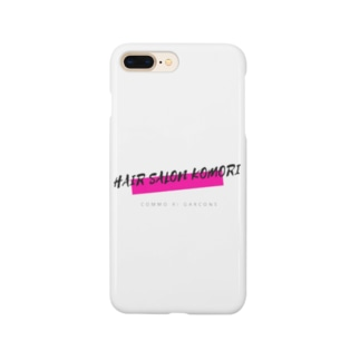 HAIR SALON KOMORI 2020ss Smartphone cases