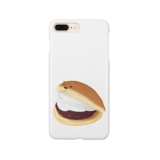 どらやき × カワウソ Smartphone cases