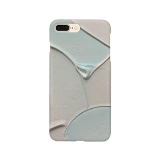 ターキッシュ・グリーン Smartphone cases