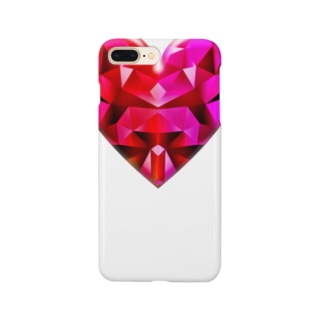 abstract heart shape Smartphone cases