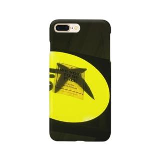 独立運動(黒) Smartphone cases