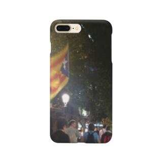 独立運動(人) Smartphone cases
