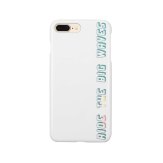 Ride the big waves. Smartphone cases