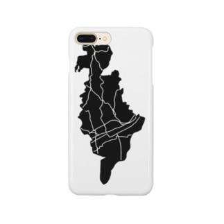 569(旧街道) Smartphone cases