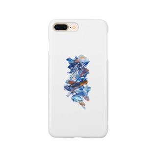 絵の具 Smartphone cases