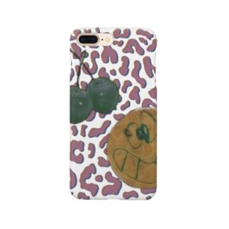 ビッグサイズスマイルくん☺︎ Smartphone cases