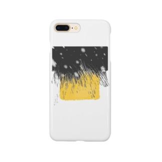 冬の夜の日溜まり Smartphone cases