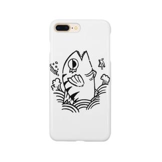 大鯖 Smartphone cases