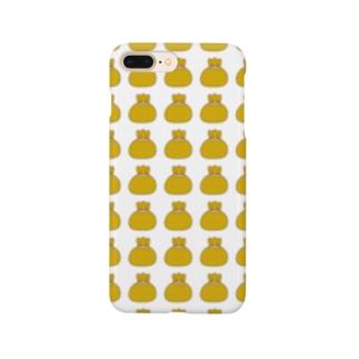 おでん・巾着 Smartphone cases
