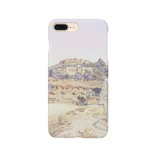CG絵画:アルテミス神殿址 CG art: The site of the temple of Artemis / Ephesus (Efes/İzmir) Smartphone cases