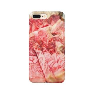 スマホケース生肉 Smartphone cases