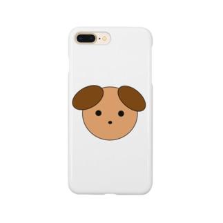 ワンちゃん Smartphone cases