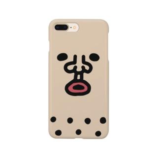 タピオカさん Smartphone cases