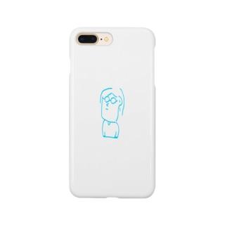 ぼー Smartphone cases