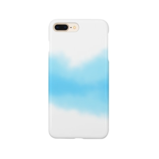夕方の色 Smartphone cases
