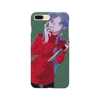 怖くないよ Smartphone cases