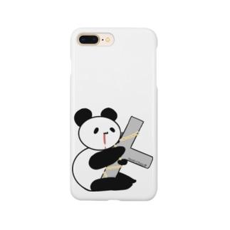 Cross パンダ Smartphone cases
