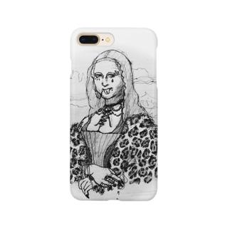わるいリザ Smartphone cases