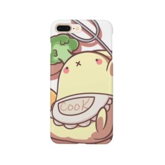 マカロニグラタンのCOOK_RABBIT Smartphone cases