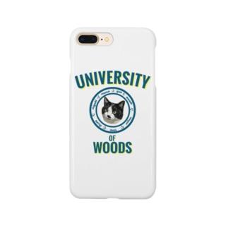 WOODS UNIVERSITY Smartphone cases