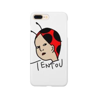 天道さん Smartphone cases