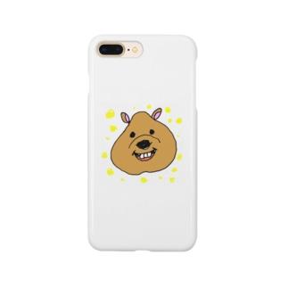 ゆるゆるクアッカワラビーちゃん Smartphone cases