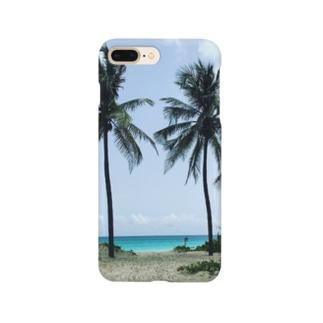 キューバの海 CUBA Smartphone cases
