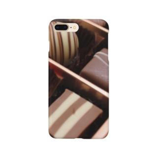 チョコレート2 Smartphone cases