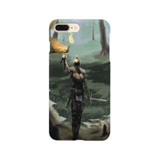 騎士さまスマホケース Smartphone cases