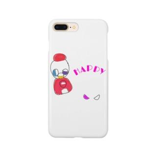 おいっこの好きなガチャガチャ【HAPPY】 Smartphone cases