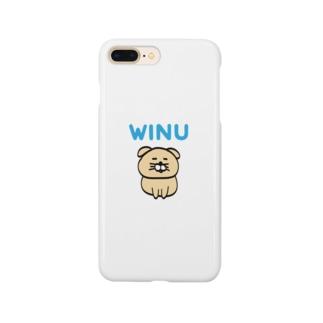 うぃぬ WINU Smartphone cases