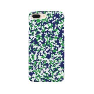製本テープ(マーブル) Smartphone cases
