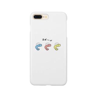 エビーズ Smartphone cases