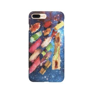 寿司GALAXY Smartphone cases