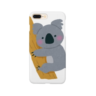オーストラリアのコアラを助けよう!募金 Smartphone Case