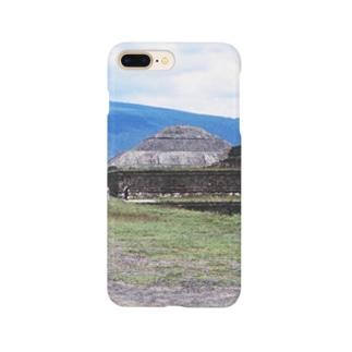 メキシコ:テオティワカン遺跡 Mexico: Teotihuacan Smartphone cases
