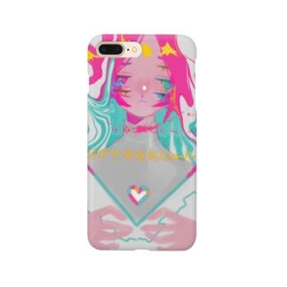 甘葬スマホケ〜ス Smartphone cases
