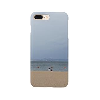 瀬戸の海 Smartphone cases