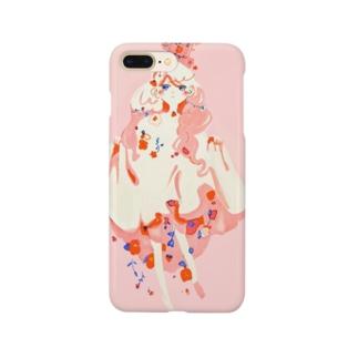 ステップステップ Smartphone cases