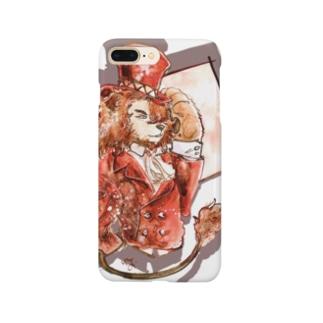 ショータイム ライオンアダム Smartphone cases