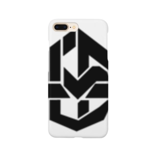 LCスマホケース 白 Smartphone cases