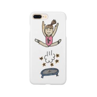 スポーツ女子yuu Smartphone cases