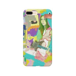 POP GIRL #9 Smartphone cases