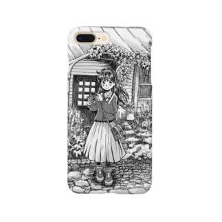 カメラとことみさん Smartphone cases