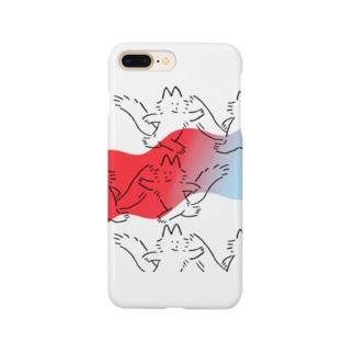 ハシルネコ Smartphone cases