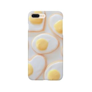 たまごiPhoneケース Smartphone cases