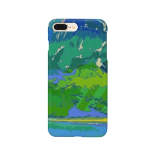MOUNTAIN CHAR Smartphone cases