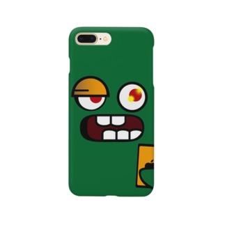 green monster smartphone case Smartphone cases