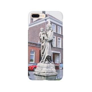 ベルギー:聖母子像 Belgie: Madonna and Child Smartphone cases