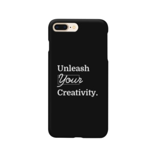 Unleash Your Creativityグッズ by STUDIO Smartphone cases